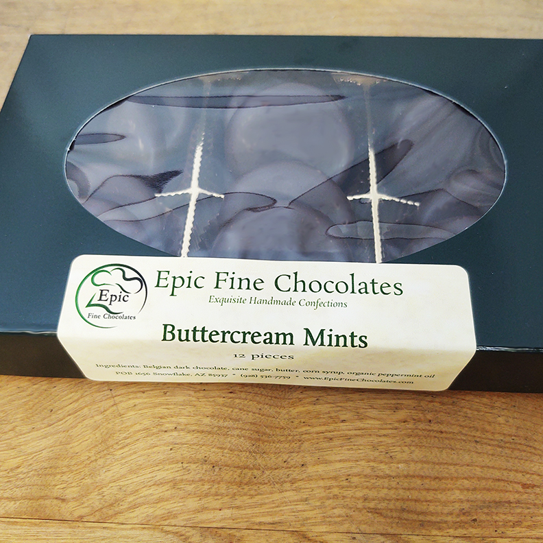 Butter Cream Mints